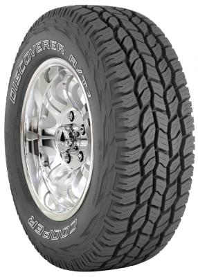 Cooper Discoverer A/T3 On and Off Road Tires available in April 2011.