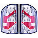 LED Tail Lights for the Chevy Silverado
